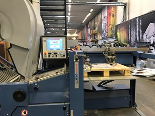 MBO K 800.2S-KTZ/4 with Small delivery or Palamides 500 delivery