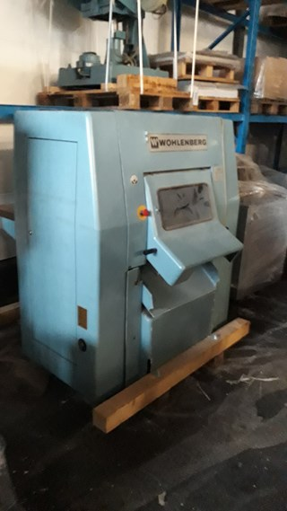 Wohlenberg 38 FC cutter