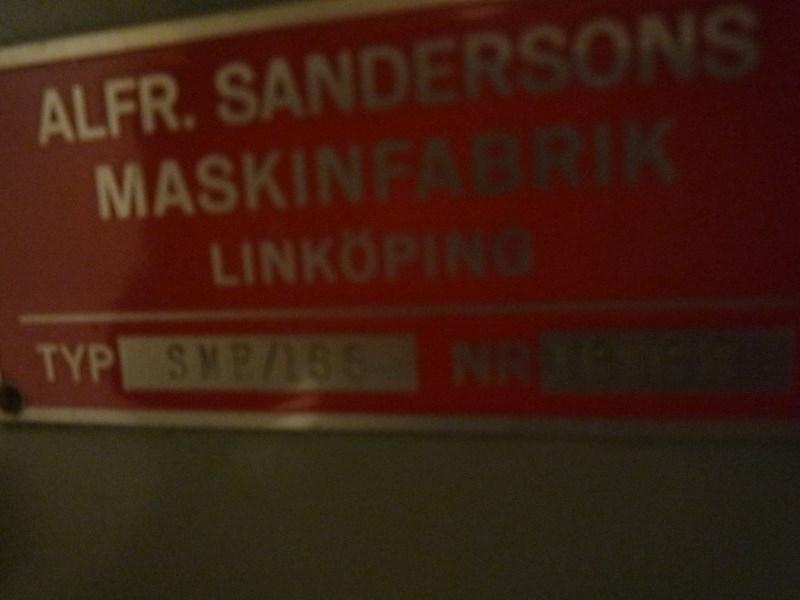 ALFR Sandersons SME / 155
