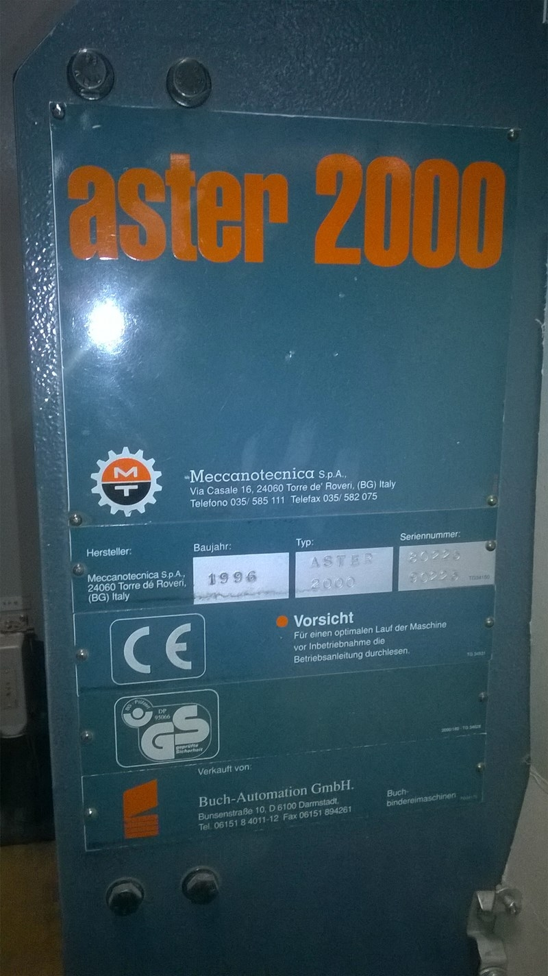 Aster 2000