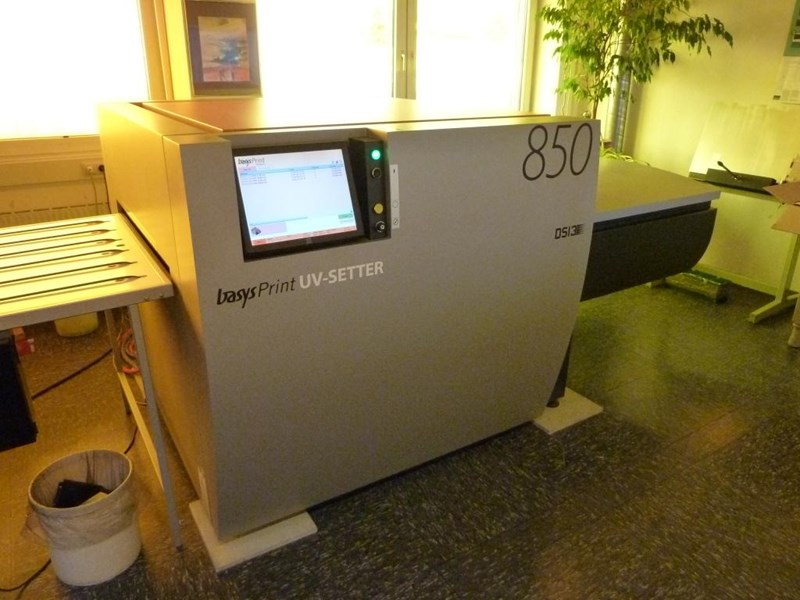 BasysPrint UV-Setter 853 B
