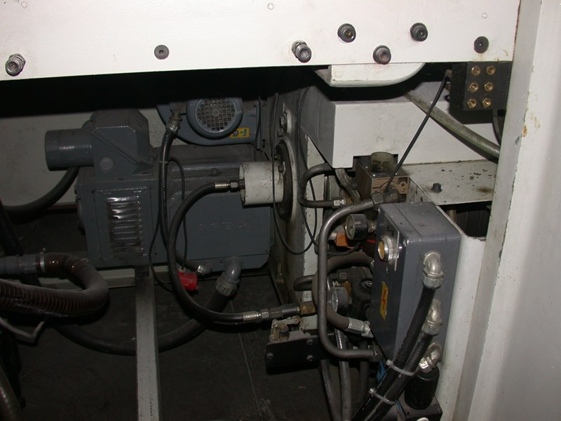 Bobst Autoplatine SP 102 E
