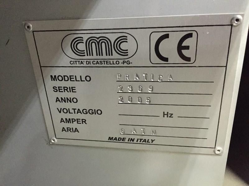 CMC Practica 4 Station singel Wraper