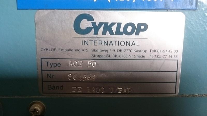 Cyklop ACE50