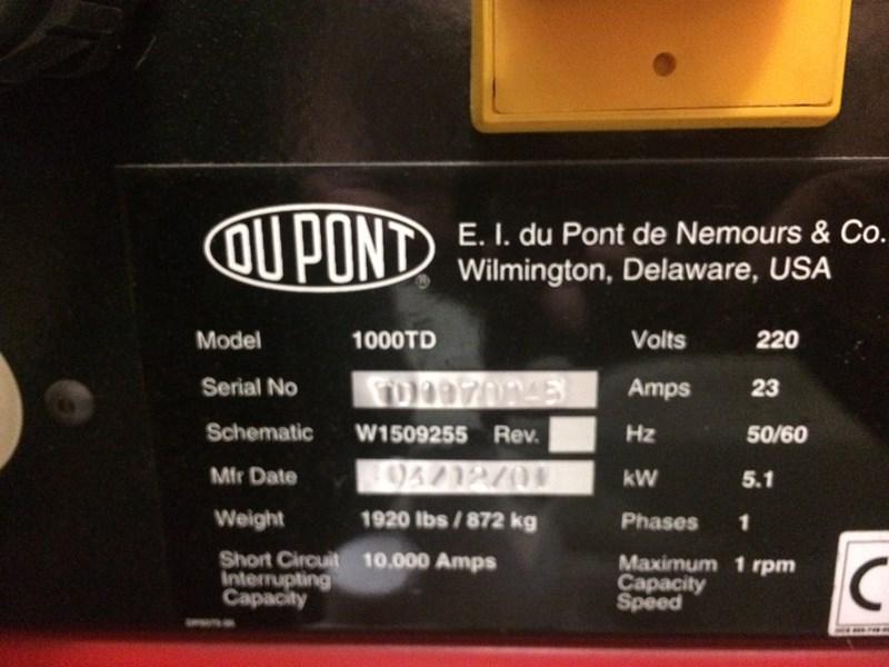 Du pont Cyrel Fast 1000 TD (Flexo Plate making)