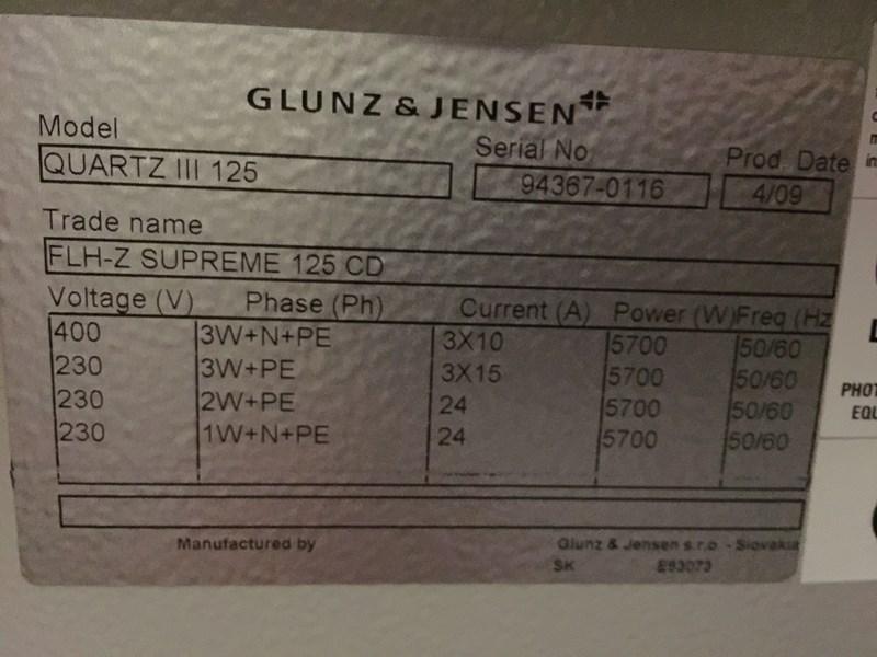 Glunz & Jensen C85