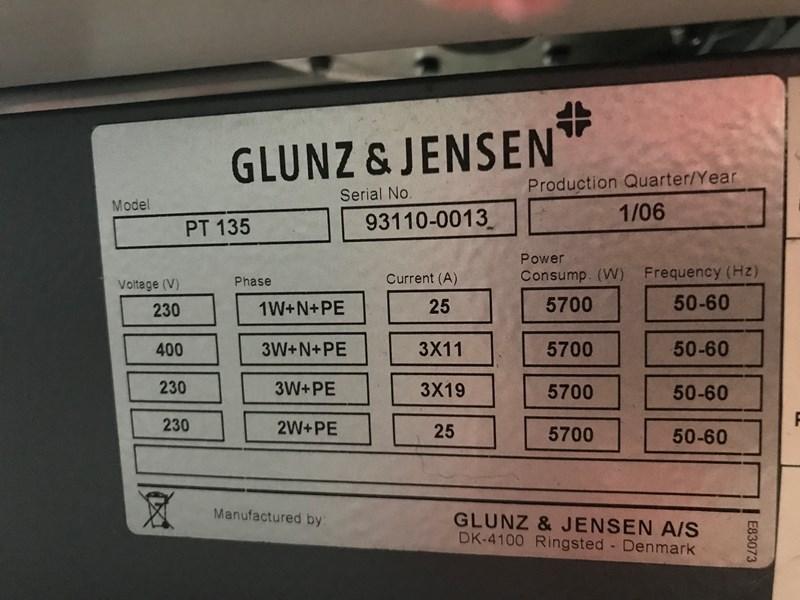 Glunz & Jensen PT 135