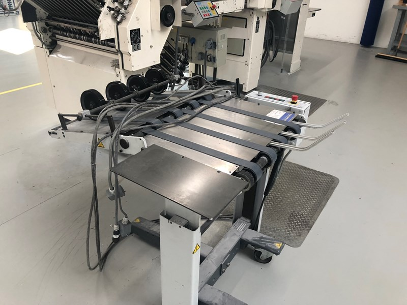 GUK FA74-8-F4 Pocket folding machine