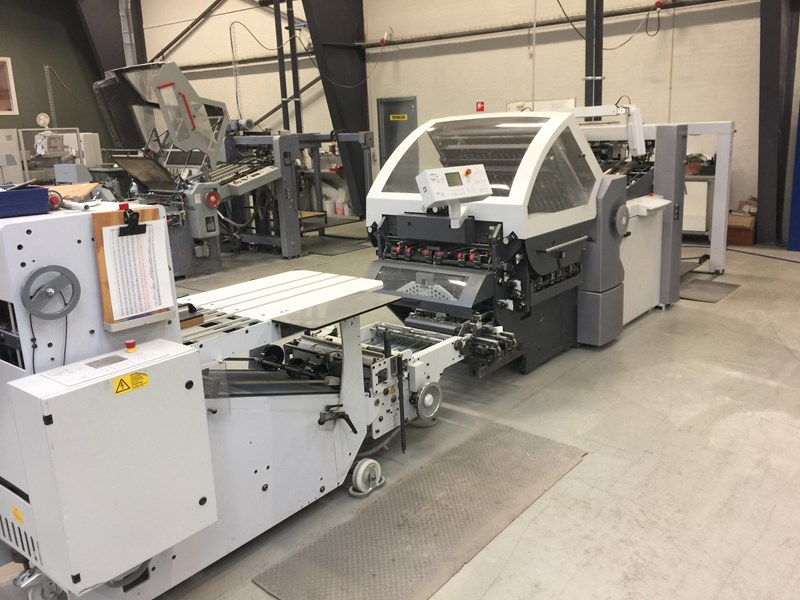 Heidelberg KH 78-4 KTL 32 Pages Standing delivery 2007
