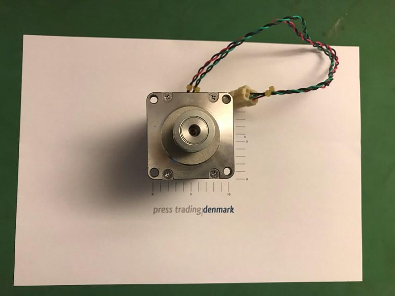 SCL Stepper motor 'long' Heidelberg Suprasetter 105 part nr: PP.06031846
