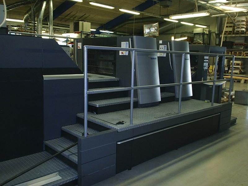 Heidelberg SM XL105 LY Coating Machine  2007