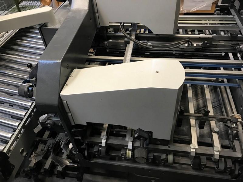 Heidelberg Stahlfolder KH78/6-KZLR–PFH78-SPB66 , 4 knives  32 page!