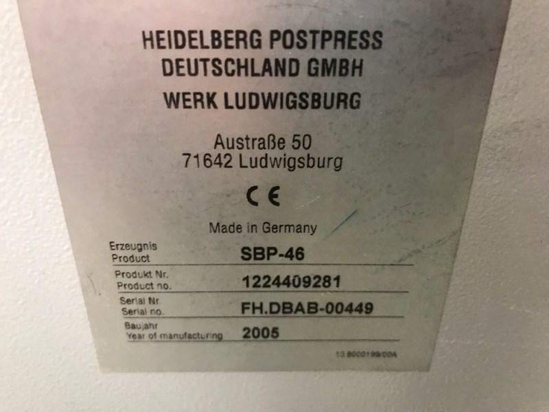 Heidelberg Stahfolder KH 78-4KTL