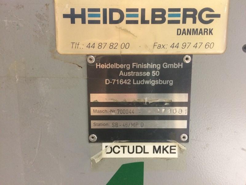 Heidelberg / Stahl KH78/82