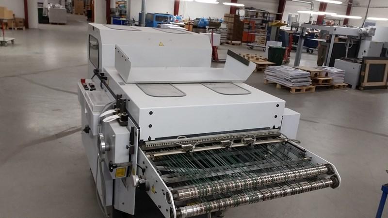 Heidelberg Stahl Folder Ti55/4 - Ri 55