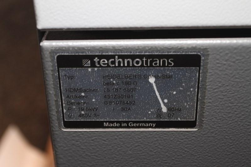 Technotrans CombiStar beta.c 160