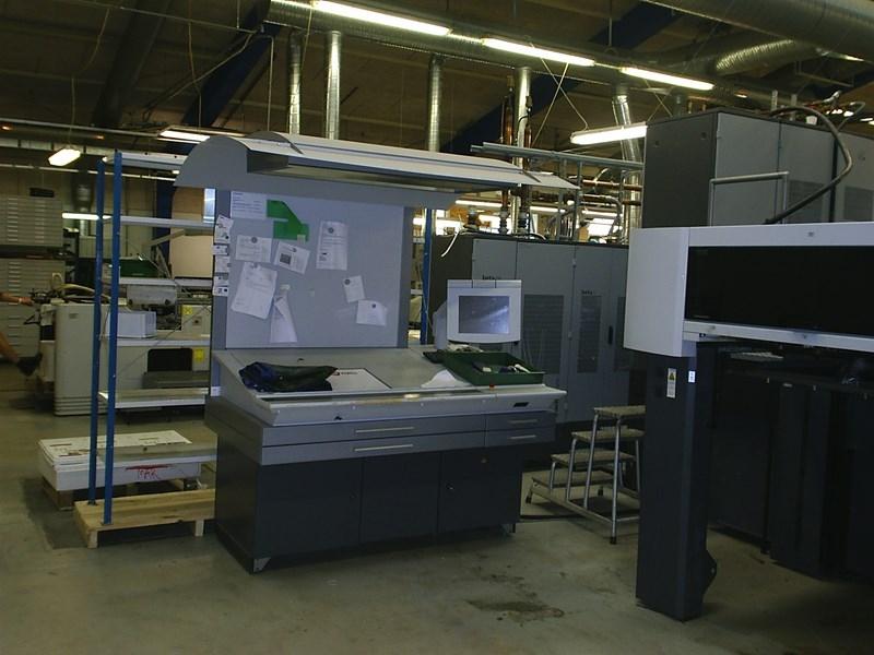 Heidelberg XL 105-LY + UV-IR Dryer