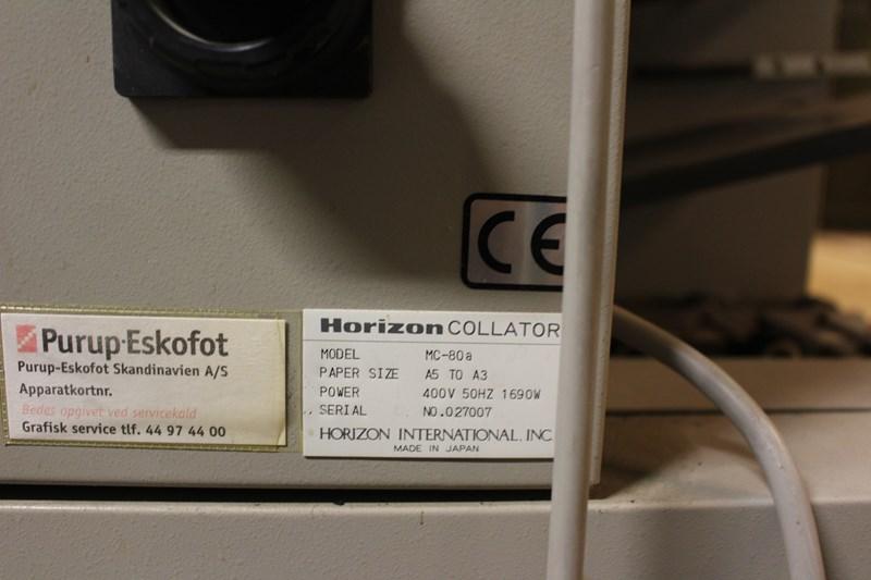 Horizon MC-8 a
