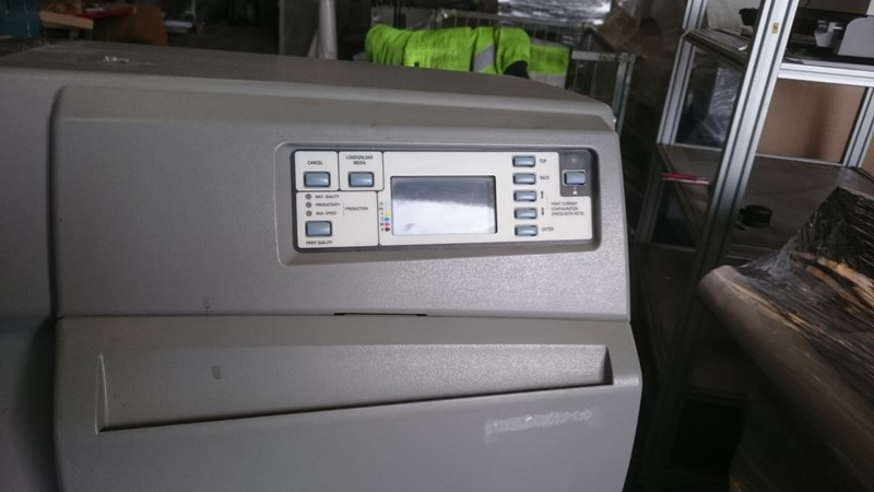 HP Ink Jet Printers 5500 Plotter