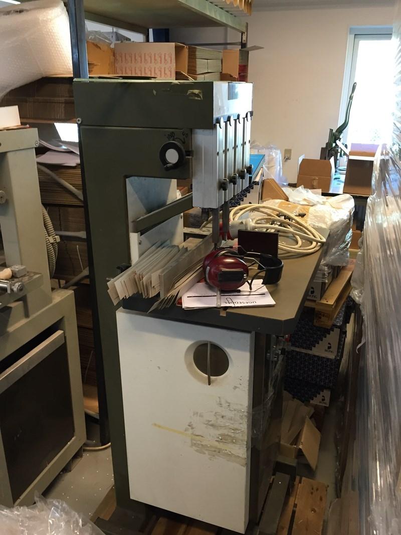 Paper Drilling Imra 16 4 spindel