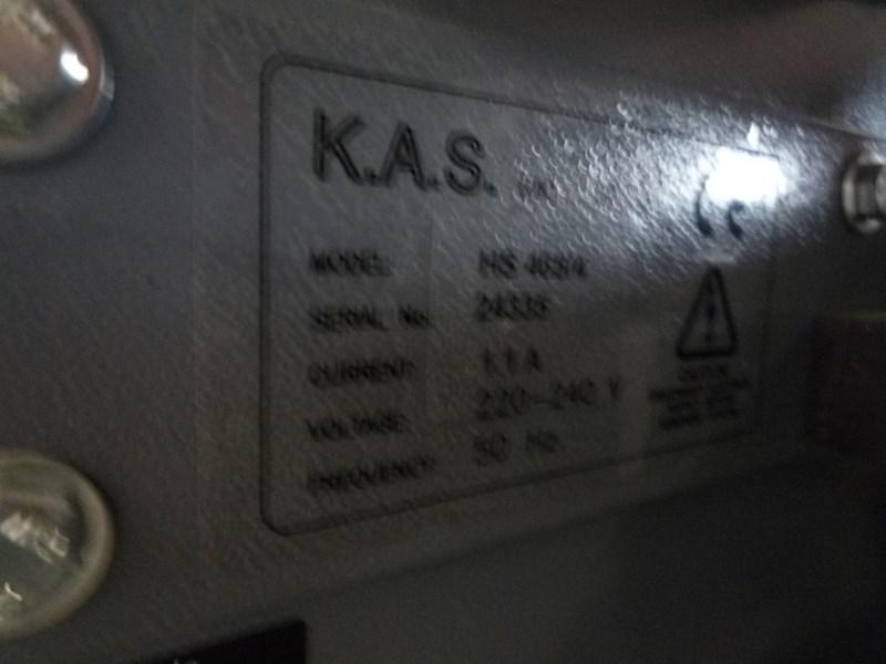 KAS Mail Master 465HS 2011 se video