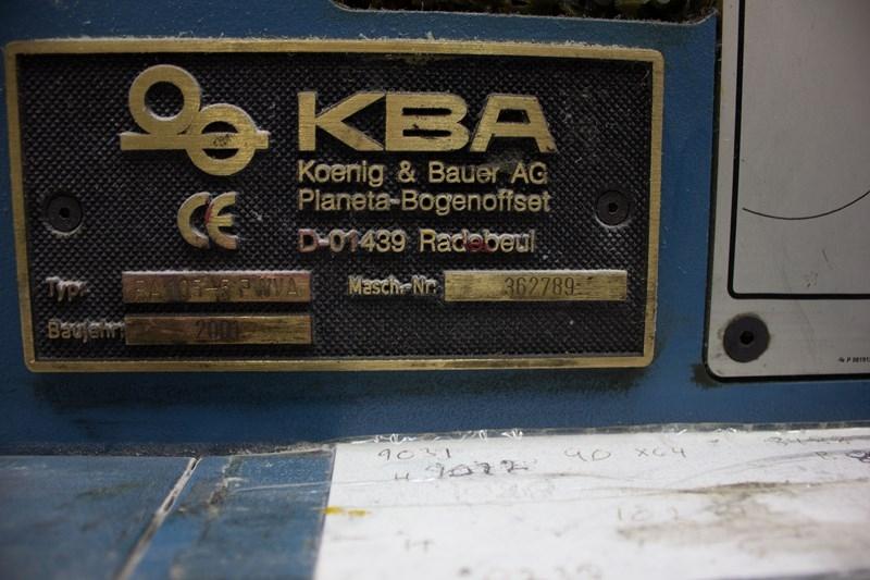 KBA RA 105U-5 PWVA