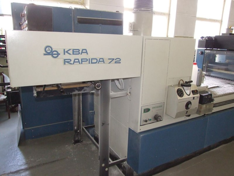 KBA Rapida 72-4 + ALV