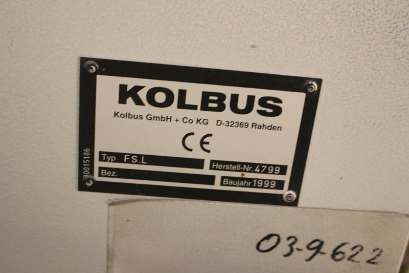 Kolbus KM 491, HD151P Trimmer 12 station ZU816