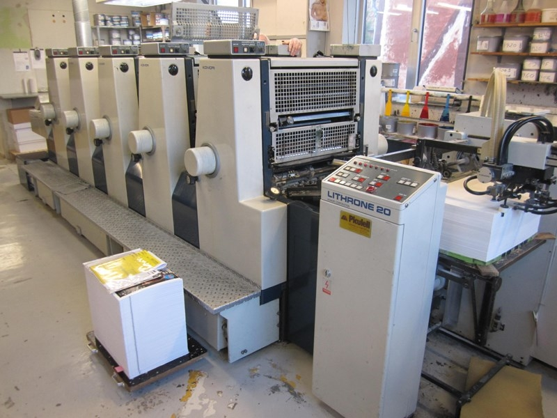 KOMORI LITHRONE 520