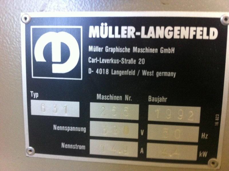 Müller Langenfeld Laconda 631