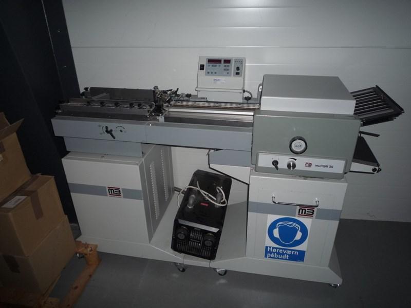 Multipli 35/2 PBA Folding machine
