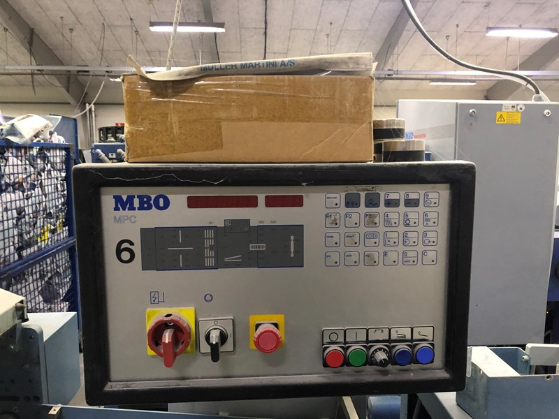 MBO K76/6 PKZ there is missing parts