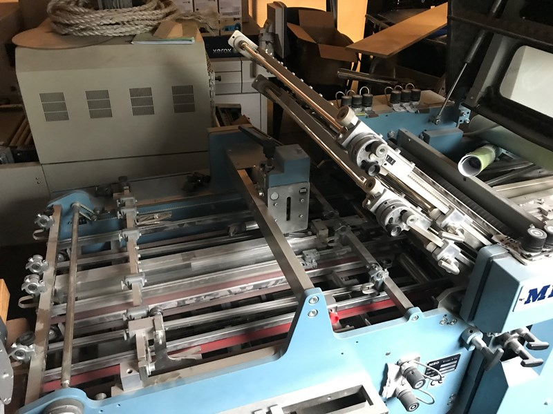 MBO T500/4+ 1Knive