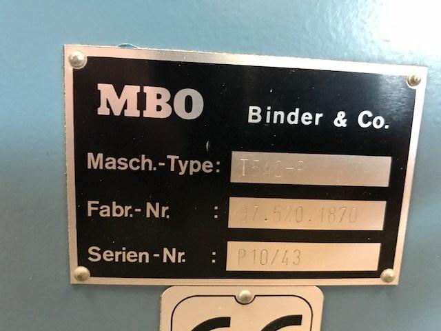MBO T540 - P