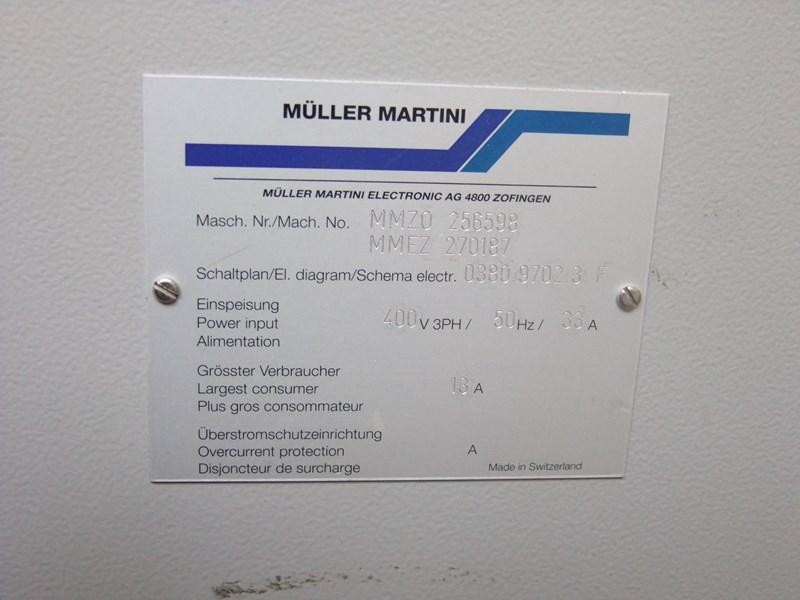 Müller Martini Bravo