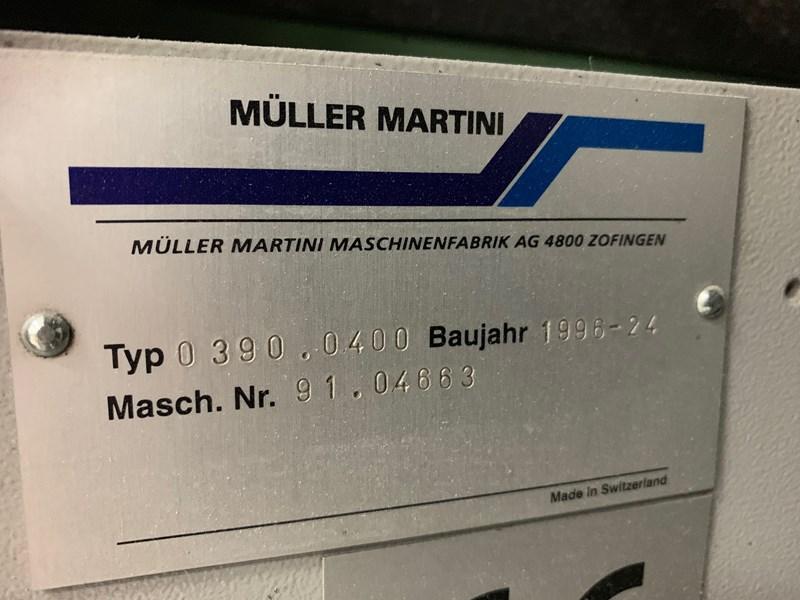 Müller Martini Prima 5+Cover