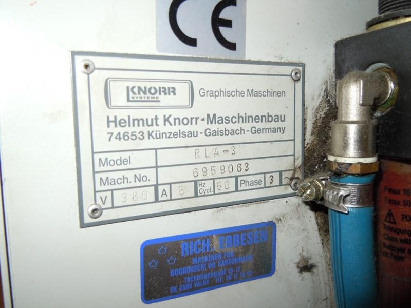Polar 115 EM + Knorr RLA-3 Jogger