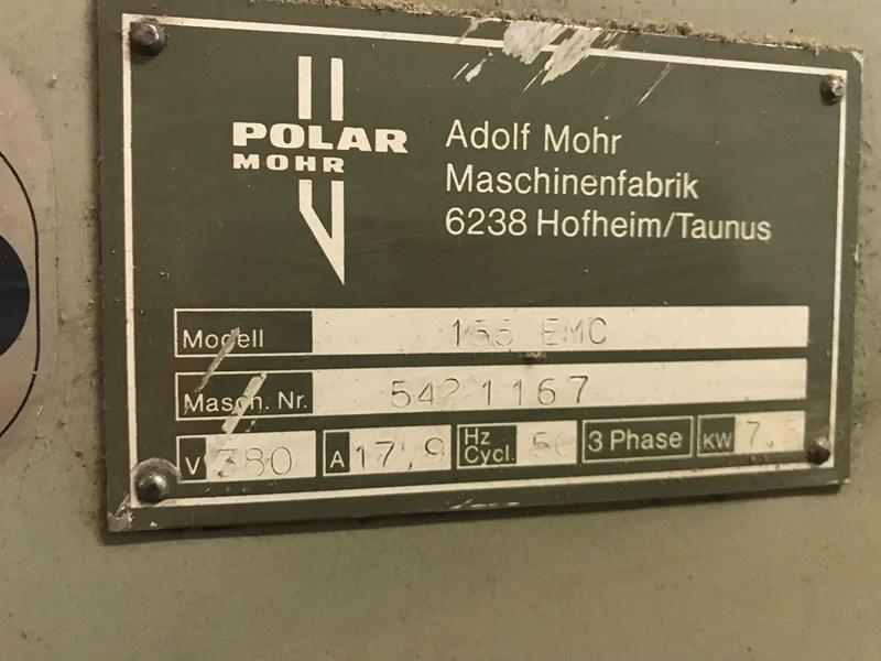 Polar 155 EMC