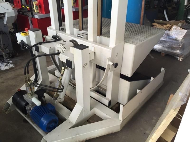 PT pile turner 1000kg 1250mm. x 800mm.
