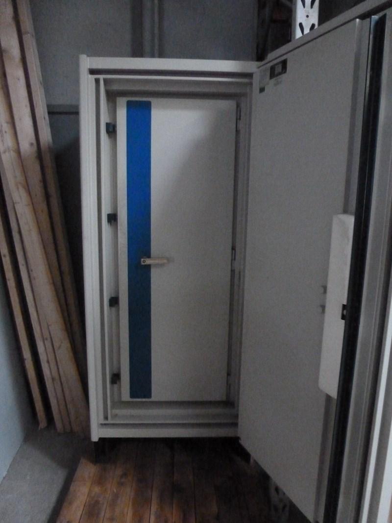 Firesafe cabinet