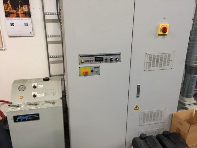 Ryobi 525 GX-H UV+UV end dryer