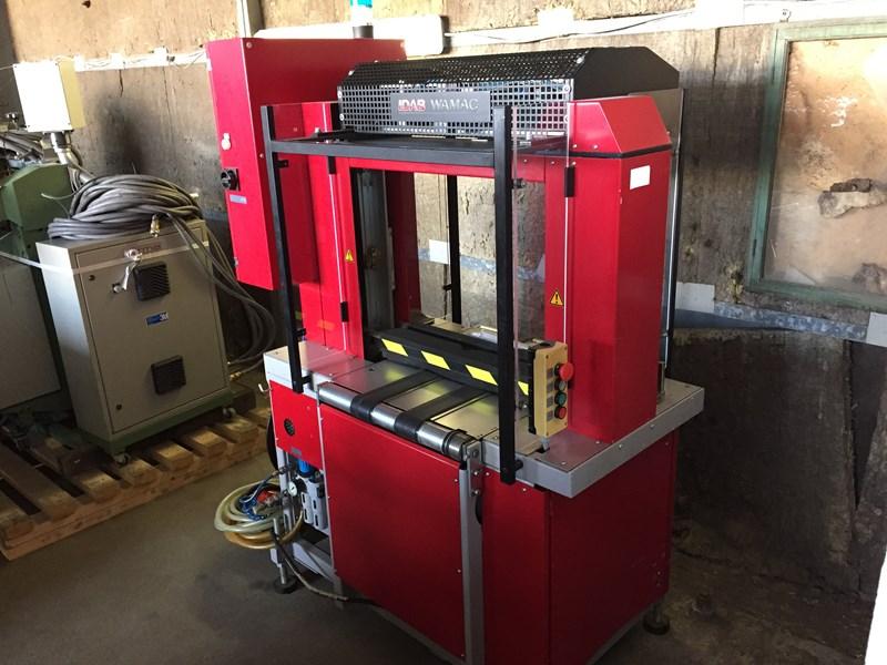 IDAB WAMAC PSU 6015 Strapping machine