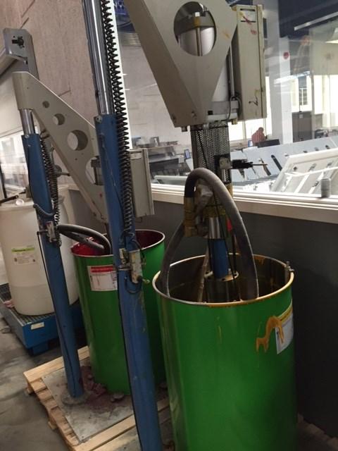 Technotrans Ink coulor Pumps  TFP2-400