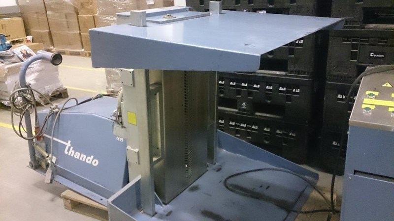 Thando 105 P Automatic with air