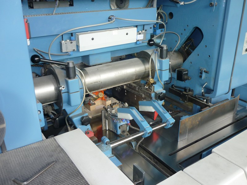 Wohlemberg Trim Tec 560 Three-knive trimmer in-line 1999