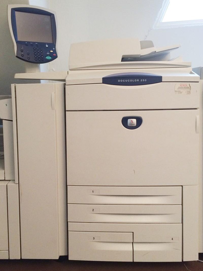 Xerox Docucolour 250