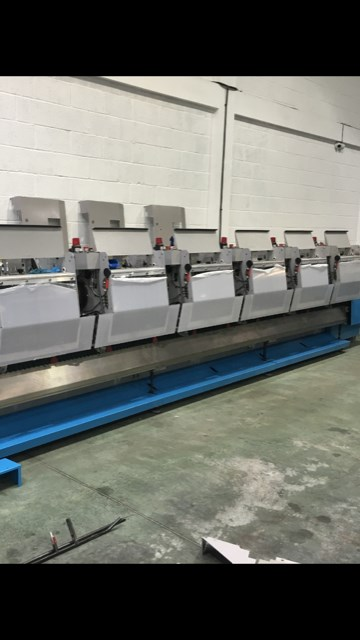 Muller Martini 370 Feeders - Including Bases (total 6)