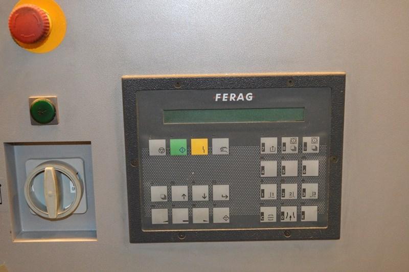 Ferag 3 cutting machine SHT480