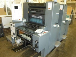 Heidelberg Printmaster PM 52-2 2005