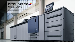 KONICA MINOLTA bizhub PRESS C1070